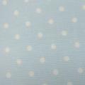 Celeste Lunares Blancos