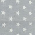 Gris Estrellas Blancas